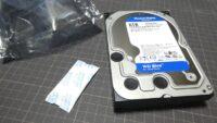 【自作PC】6TB HDD 追加購入! WD60EZAZ-EC SMR