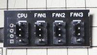 4ピン PWM ファン 分岐 ケーブル -BtoPlus.JP セレクション- (4分岐 35cm) レビュー