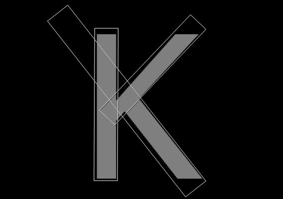 Kの書き方 後