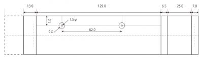 H440用光学ドライブマウンタ2
