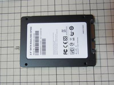 ASATA SSD Premier SP550 240GB 発熱 ASP550SS3-240GM-C ASP550SS-240GM Micron NW784 Silicon Motion SMI SM2256K012
