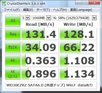 WesteanDigital HDD WD30EZRZ amazon 梱包 ダンボール 保証 RMA