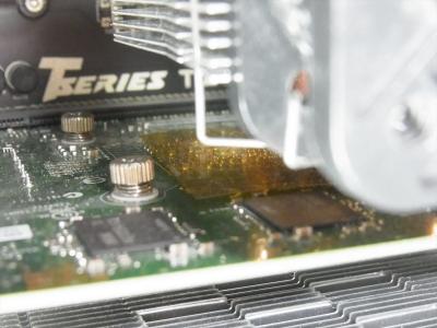 交換 APSALUS3 120 取り外し 簡易水冷 サイズ SCYTHE KABUTO(兜)クーラー (SCKBT-1000) ポリミイドテープ
