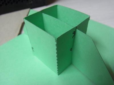 CRYORIG R1 UNIVERSAL ORIGAMI CASE DEPTH CHECKER オリガミ 折り紙