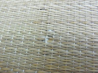 ゴザ 修繕 修理 補修 テープ 絆創膏 リバテープ 破れ ほつれ 木工用ボンド