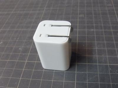充電器 リックス ウォークマン用 USB-ACアダプタ ホワイトRX-WMAC02WH