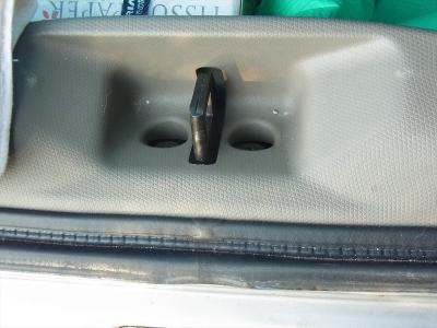 トランク AK12 マーチ ドア リア 扉 開かない スイッチ 紛失 日産 脱落
