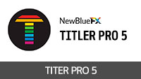 Titler Pro 5 for EDIUS 9でEDIUSの白にする方法