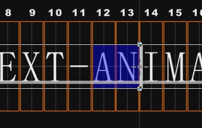 EDIUS テキストアニメーション・テンプレートの使い方